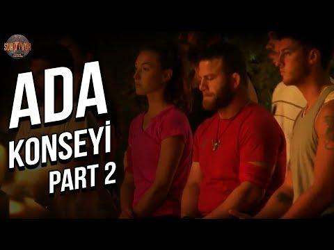 Elenen İsim Ada Konseyi 2. Part | 8. Bölüm | Survivor Türkiye – Yunanistan