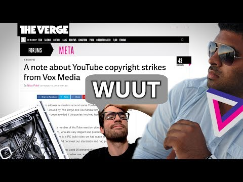 The Verge Plays the… Victim?