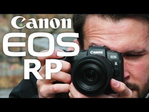 Canon EOS RP   Hands On