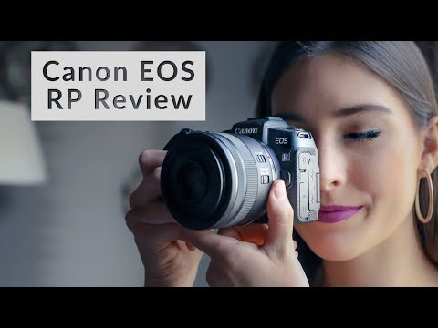 Canon EOS RP Review | Redefining Full-Frame Mirrorless