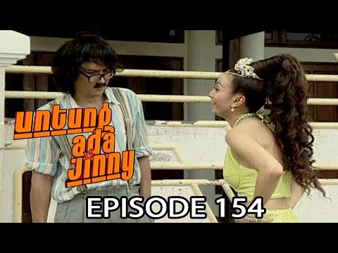 Gagal Ganteng – Untung Ada Jinny Episode 154 Part 1