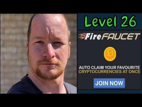 FireFaucet Update | Level 26 | Best Digibyte Faucet?