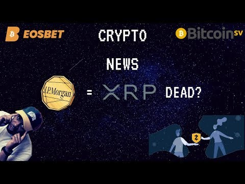 JP Morgan coin | Coinbase Earn adds Zcash | Bitcoin SV Airdrop | Wyoming Pushing Crypto Adoption