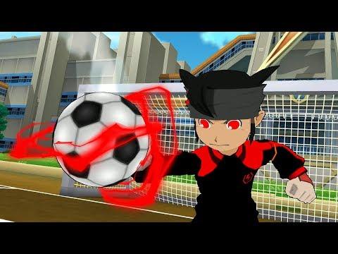 Inazuma Eleven Go Strikers 2013 Dark Inazuma Japan Vs Neo Tenma Epic Wii (Dolphin/Emulator)