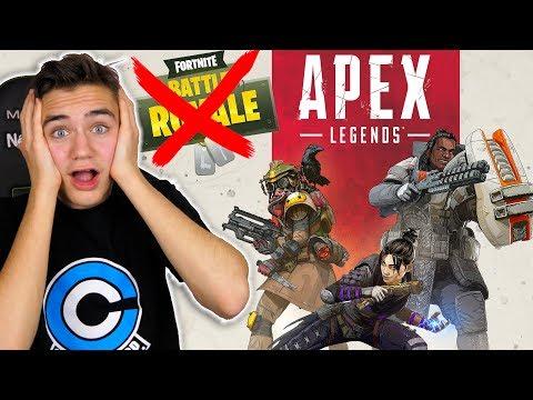 JE TESTE APEX LEGENDS ! MIEUX QUE FORTNITE ? – Néo The One