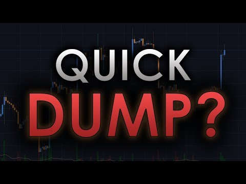 BItcoin EARLY WARNING Signs of A Dump? | LTC Ready to CRASH? – BTC/CRYPTOCURRENCY TRADING ANALYSIS