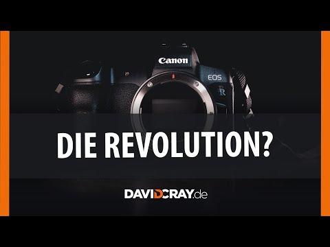 ⭐ XXL Review Canon EOS R | Das musst du vor dem Kauf wissen! David Cray
