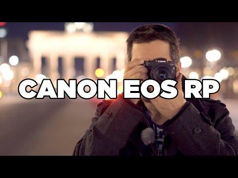 CANON EOS RP – Erster Eindruck | Hands-On | deutsch