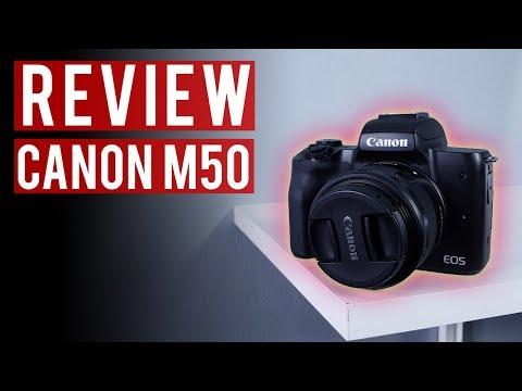 Camera Power Untuk Vlogger? Review Canon EOS M50