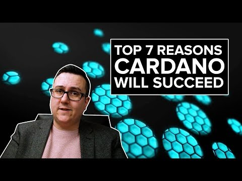 Top 7 Reasons Cardano $ADA will SUCCEED –  SHELLEY UPDATE INCOMING