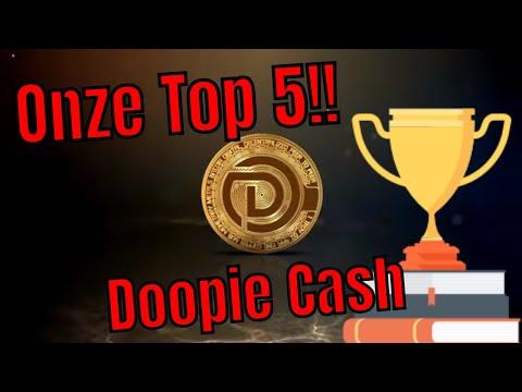 🏆Onze top 5 | Doopie Cash | Bitcoin & Crypto