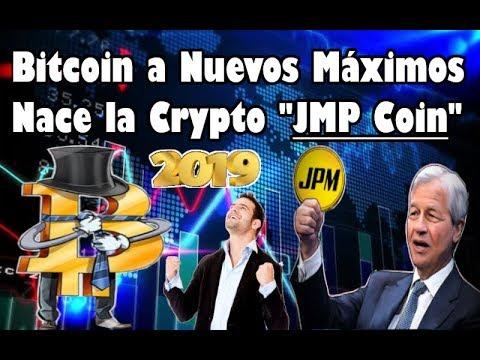 BITCOIN a nuevos máximos 2019! 🤩 | Nace la Crypto JPM Coin