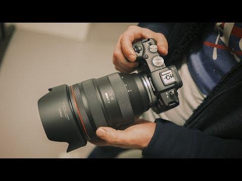 Ho provato la EOS RP con il 28-70 F2! Ripasso a Canon?