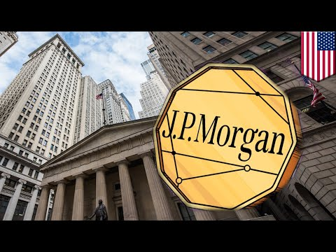 Cryptocurrency: JP Morgan introduces JPM Coin – TomoNews