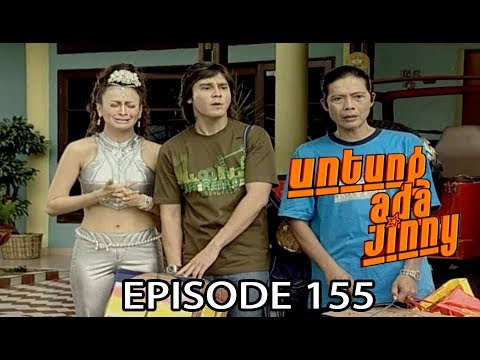 Sedot Bensin – Untung Ada Jinny Episode 155 Part 1