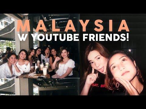 NAG-Malaysia WITH MY YOUTUBE FRIENDS! | Toni Sia
