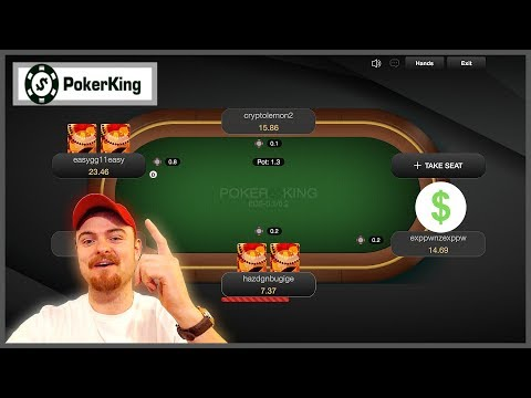 Dapp Review – PokerKing (EOS) – Profit Sharing Casino (Passive Dividends)