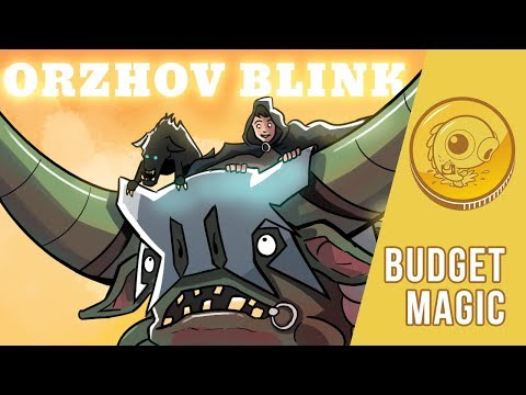 Budget Magic: $88 (5 tix) Orzhov Blink (Standard, Magic Arena)