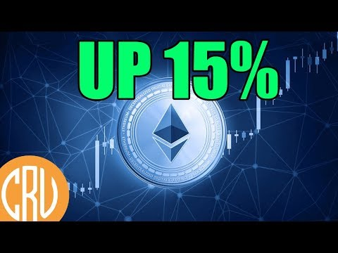 Ethereum JUMPS Over 15% – Market Rally [Bitcoin and Cryptocurrency News]