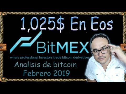 💰Proyección de criptomonedas 2019, XBT, EOS, Litecoin, Tron, Xrp    BITCOIN V157