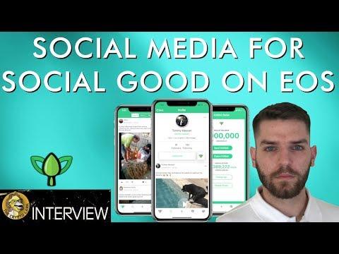 Social Good & Social Media Combine on EOS – KARMA