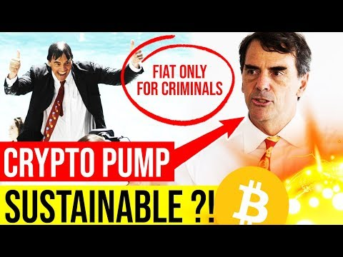 BILLIONAIRE: BITCOIN RULES, FIAT IS FOR CRIMINALS