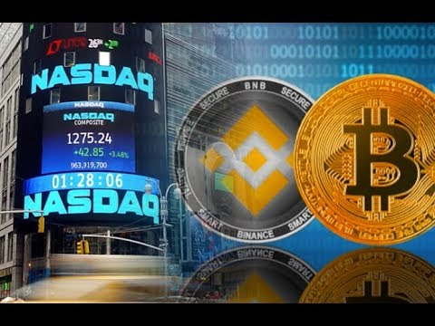 Did NASDAQ Set The Crypto Market On Fire? EOS Up 30%