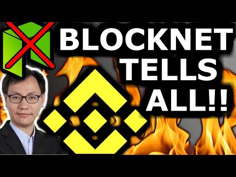 Proof Erik Zhang Works For Binance! Neo Left Behind! Exclusive Blocknet Leak!!