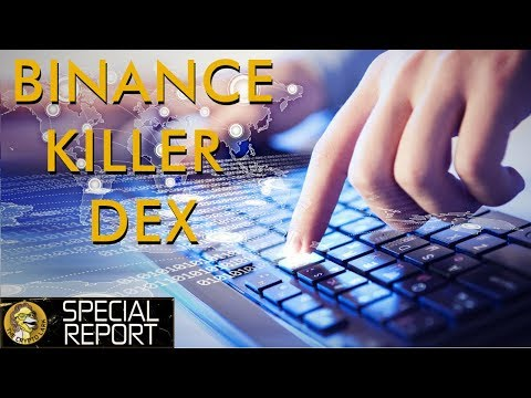 Hot New Binance DEX Launched – Explained & Review – BNB Cryptocurrency Exchange