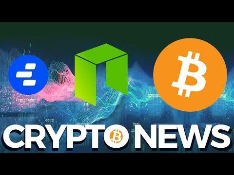 Bitcoin Breaks $4000, NEO DevCon Updates – Crypto News