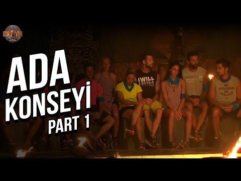 Ada Konseyi 1. Part | 12. Bölüm | Survivor Türkiye – Yunanistan