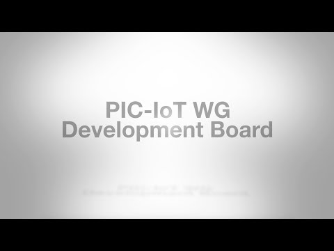 PIC-IoT WG Development Board