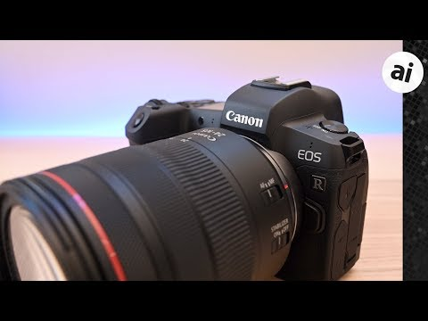 Review: Canon EOS R is a Capable Full-Frame Shooter with Many Compromises