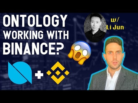 Ontology SECRET collab with Binance? Chinese Government ties CONFIRMED! Exclusive Li Jun Interview