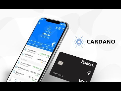 Cardano SpendApp VISA; Binance DEX; 'Paper Money Going Away'; Bitcoin ETF Update; QuadrigaCX