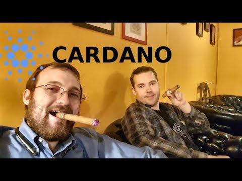LIVE: Charles Hoskinson Talks The future of Cardano Ada