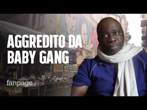 """Aggredito alla Sanità da una baby gang: """"Non credo sia razzismo. Ma a Napoli manca la sicurezza"""""""