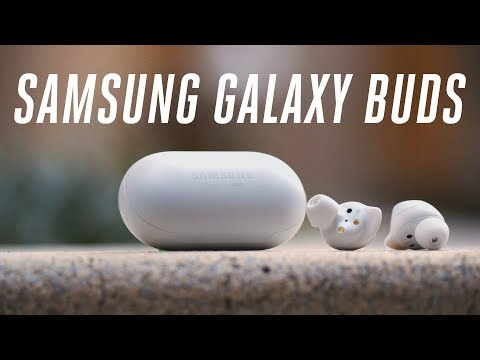 Samsung Galaxy Buds hands-on