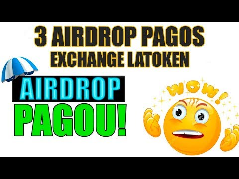 AIRDROP PAGOU | EXCHANGE LATOKEN PAGOU 3 AIRDROPS