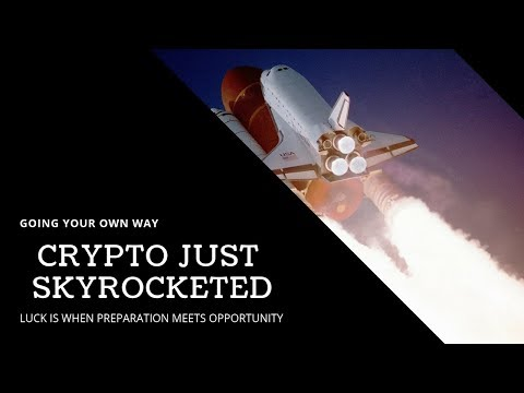 The Crypto Market Just Skyrocketed And Crypto Courses Are Too   Cryptocurrency