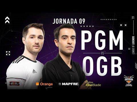 PENGUINS VS ORIGEN BCN | Superliga Orange League of Legends | Jornada 09 | Temporada 2019