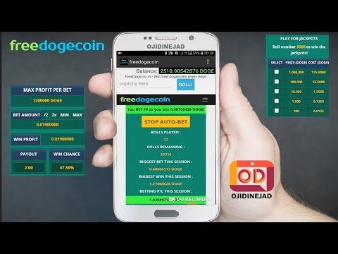 MOBILE VERSION – FREE DOGECOIN TRIK AUTOBET (Maaf Delay)