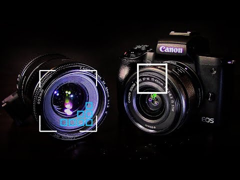 Get FOCUS Sharp with Canon EOS M50 Every Single Time