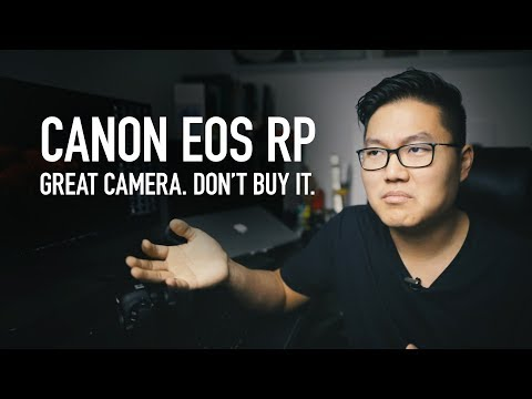 Canon EOS RP – Great Camera, Great Price. Don't Buy It.