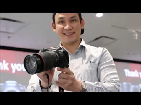 ข้อมูลงานเปิดตัว Canon EOS RP สรุปน่าใช้หรือไม่ ? | อ.ธิติ ธาราสุข ARTT Master