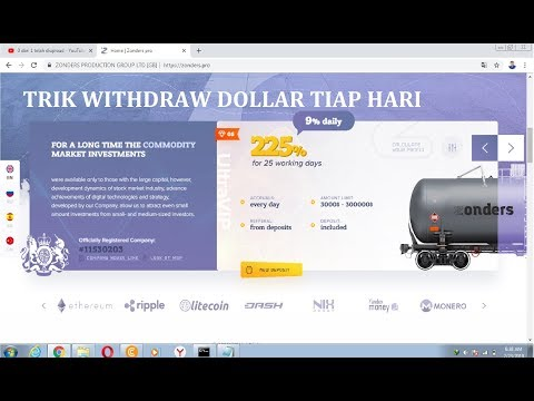 ZONDER INVES RECOMMENDED PROFIT 106%  [WITHDRAW MINING DOGE TERBARU]