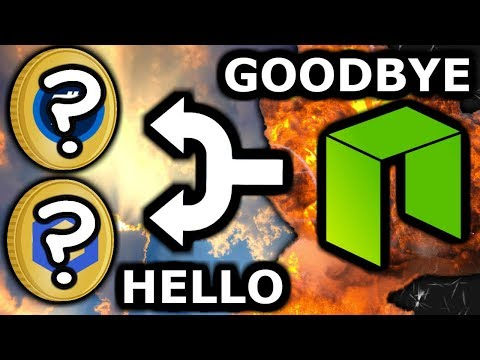Goodbye Neo. Sold! The Two Coins I Invested In Are? An Oracle Solution & The Community Coin