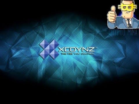 XCOYNZ Cryptocurrency Platform ⚡ Whitepaper Overview