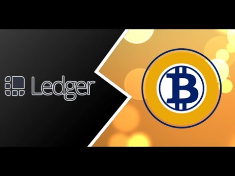 How To Split Bitcoin Gold (BTG) on a Ledger Wallet