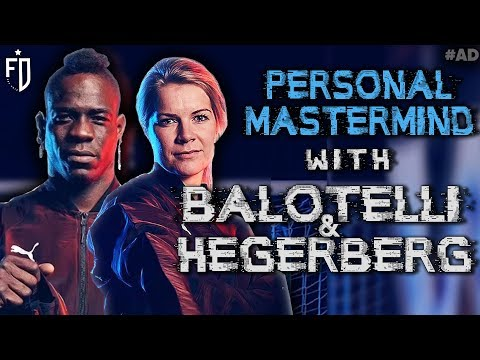The First Female Ballon d'Or Winner!  | Ft. Mario Balotelli & Ada Hegerberg | #PersonalMastermind